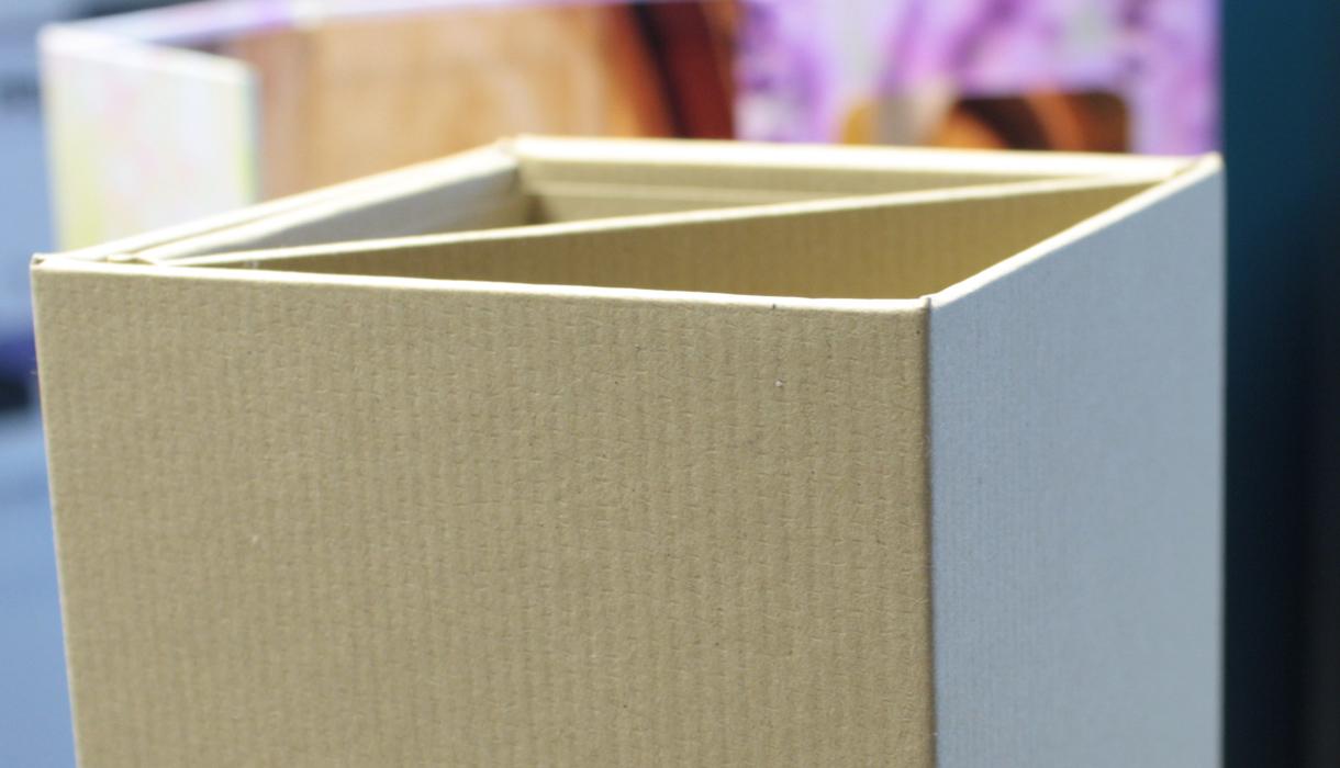Natronkraftpapier, Nachhaltigkeit, Flaschenverpackung, B-JOY