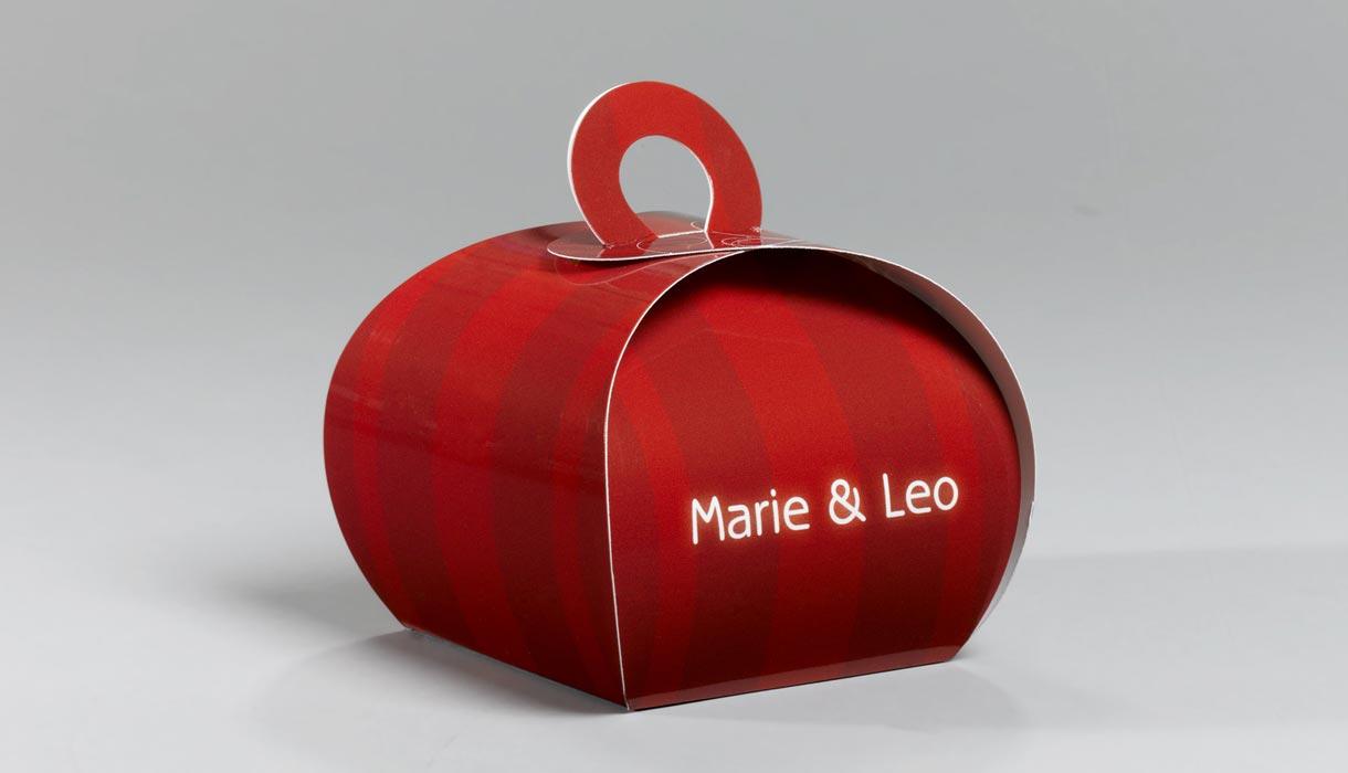 Geschenkschachtel kreativ, Geschenkbox individuell