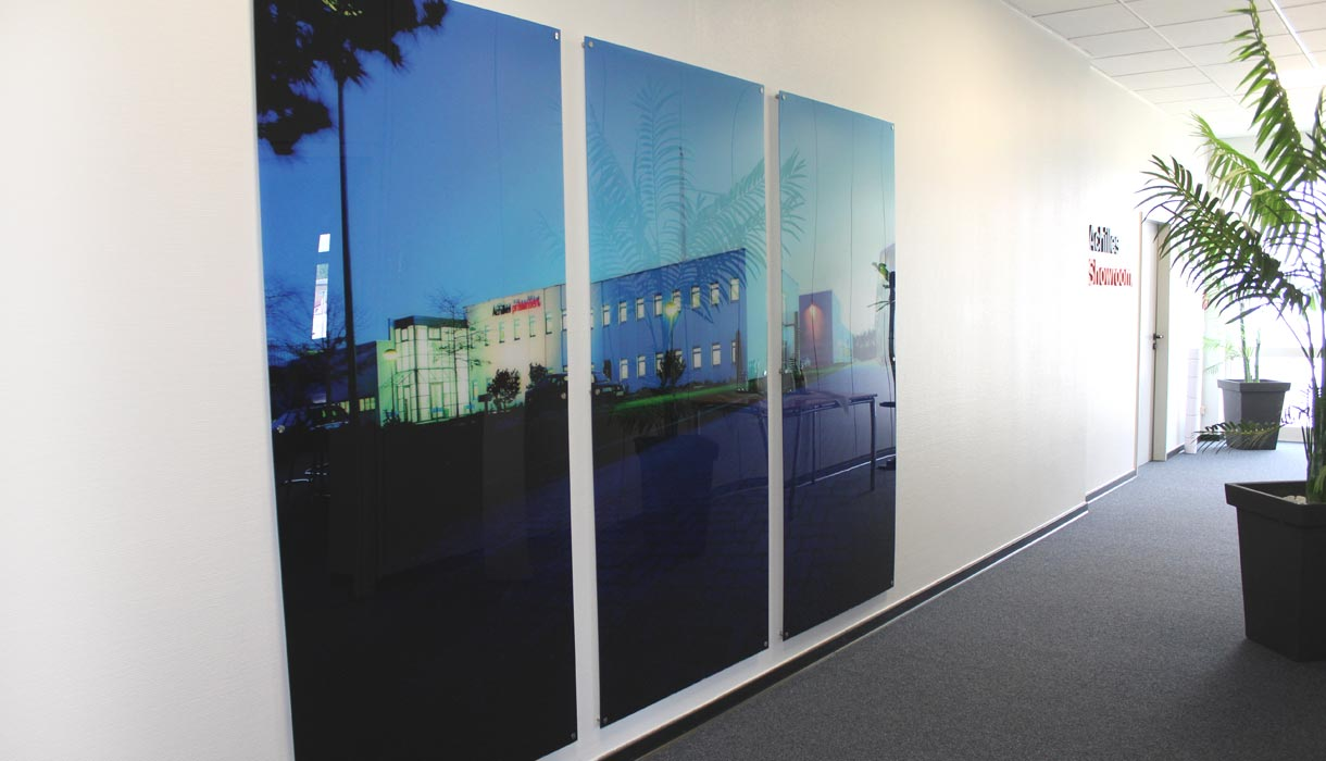 Wandbilder, individuelle Wandbilder, Druck Acryl, online gestalten, Flurbild, Bild groß