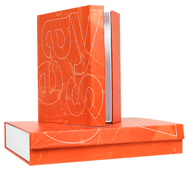 Magnetbox DIN A4 Füllhöhe 50 mm
