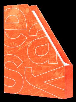 Stehsammler 50 mm Füllhöhe ja | DIN A4 | 50 mm | Digitaldruck 4/0 | Glanz  | Nein | Basis-Datencheck